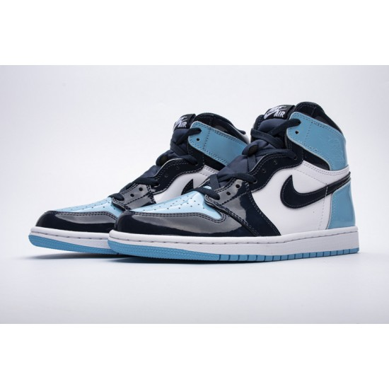 Air Jordan 1 Retro High OG UNC Patent