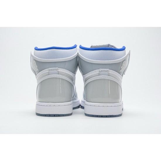 Air Jordan 1 Zoom Racer Blue