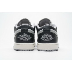 Air Jordan 1 Low Light Smoke Grey