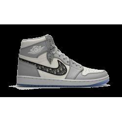 Air Jordan 1 High Dr Grey Black