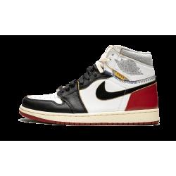 Air Jordan 1 High NRGUN Union Black Toe