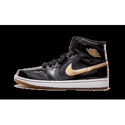 Air Jordan 1 High OG Black and Gold