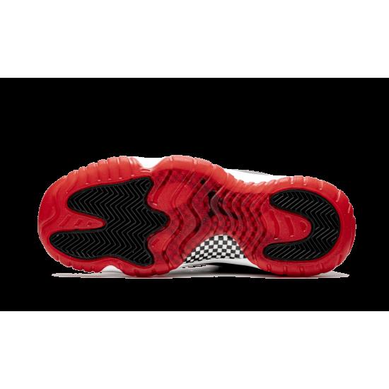 Air Jordan 11 BRed 2019 Black Red