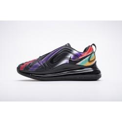 Women Nike Air Max 720 Neon Black