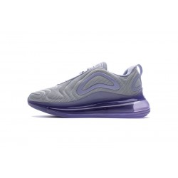 Women Nike Air Max 720 Platinum Oxygen Purple