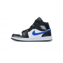 Air Jordan 1 Mid Astronomy Blue