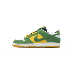Nike Dunk Low Green Yellow