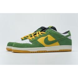 Nike Dunk SB Low Mosquito Green Yellow
