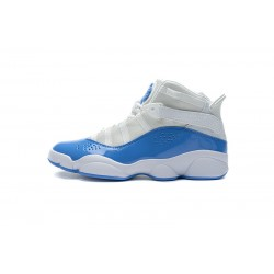Jordan 6 Rings BG Basketball Shoes UNC