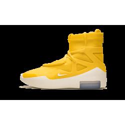 Nike Air Fear of God 1 Amarillo Yellow