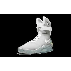 Nike Air Mag Back To The Future Jetstream White-PL White