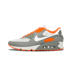 Nike Air Max 90 Hyperfuse ID Staple Grey Orange