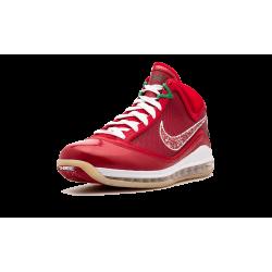 Nike Air Max Lebron 7 XMAS Sample CANDY Green