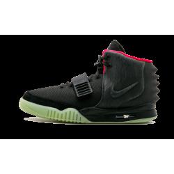 Nike Air Yeezy 2 NRG Black Black Solar
