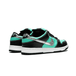 Nike Dunk Low Pro SB Tiffanys Aqua Chrome