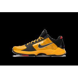 Nike Kobe 5 Bruce Lee Yellow Orange Black