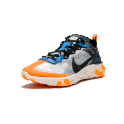 Nike React Element 87 Thunder White