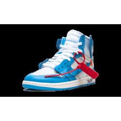 OFF WHITE x Air Jordan 1 NRG Powder Blue