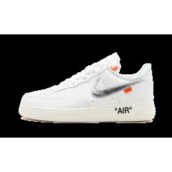 OFF WHITE x Nike Air Force 1 07 White