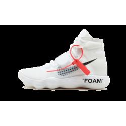 OFF WHITE x Nike Air Hyperdunk Flyknit White