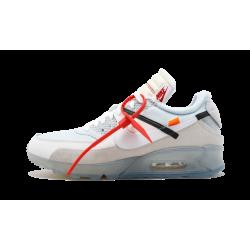 OFF WHITE x Nike Air Max 90 White