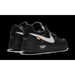 OFF WHITE x Nike Air Max 97 Black
